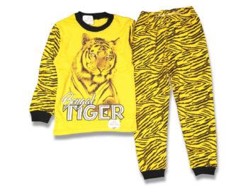 Пижама детская 4-5-6 лет тигр 65628